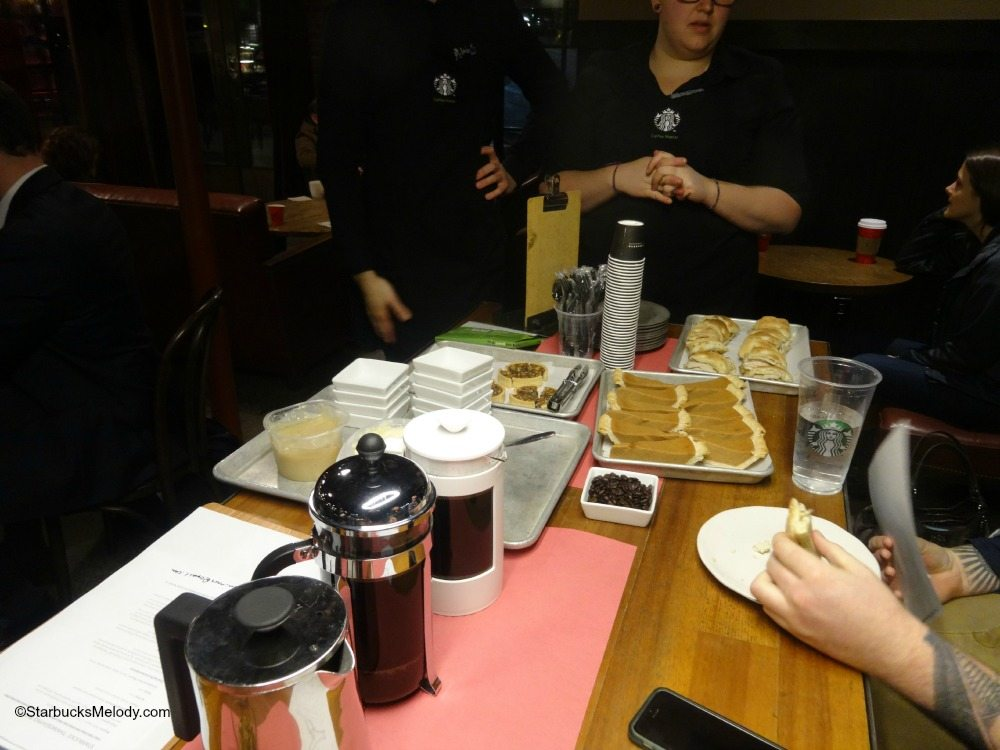 Special Thanksgiving Coffee Seminar at the East Olive Way Starbucks!