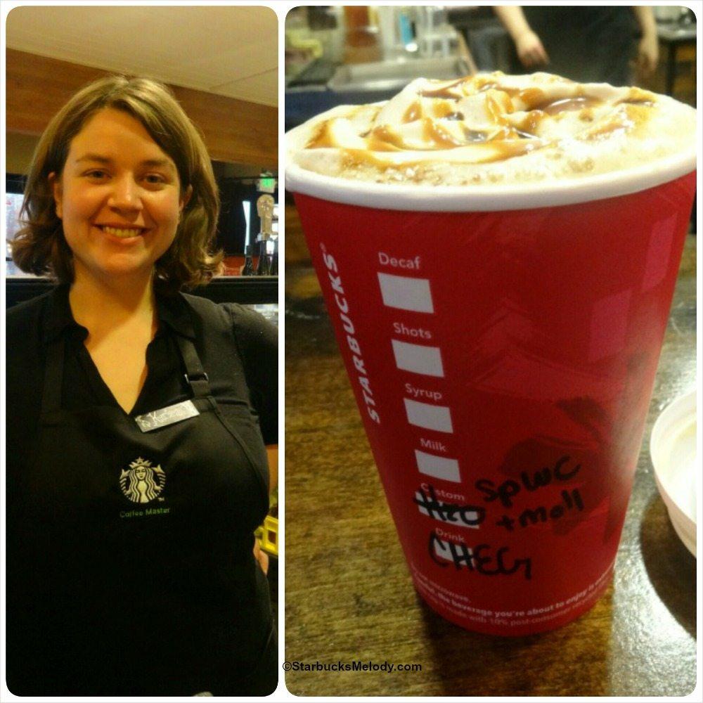 Starbucks Holiday Hacks: 10 Barista Holiday Drink Creation