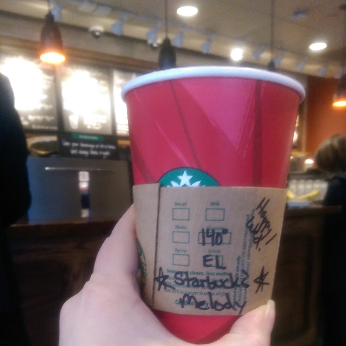 The Holiday Favorites Are Back: Starbucks Eggnog & Gingerbread Lattes Coming Soon Everywhere in the U.S.