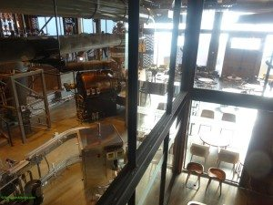 2 - 1 - DSC00981 Library and adjoining space Starbucks Roastery 3Dec14
