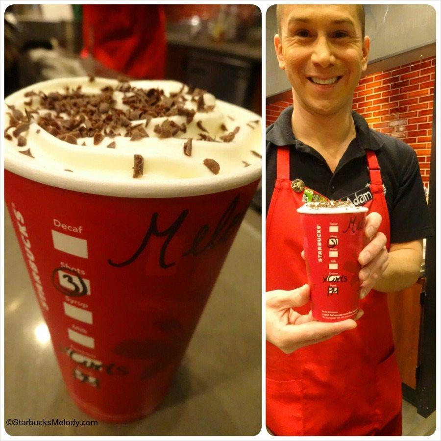 Starbucks Holiday Hacks: 10 Barista Holiday Drink Creation Picks.