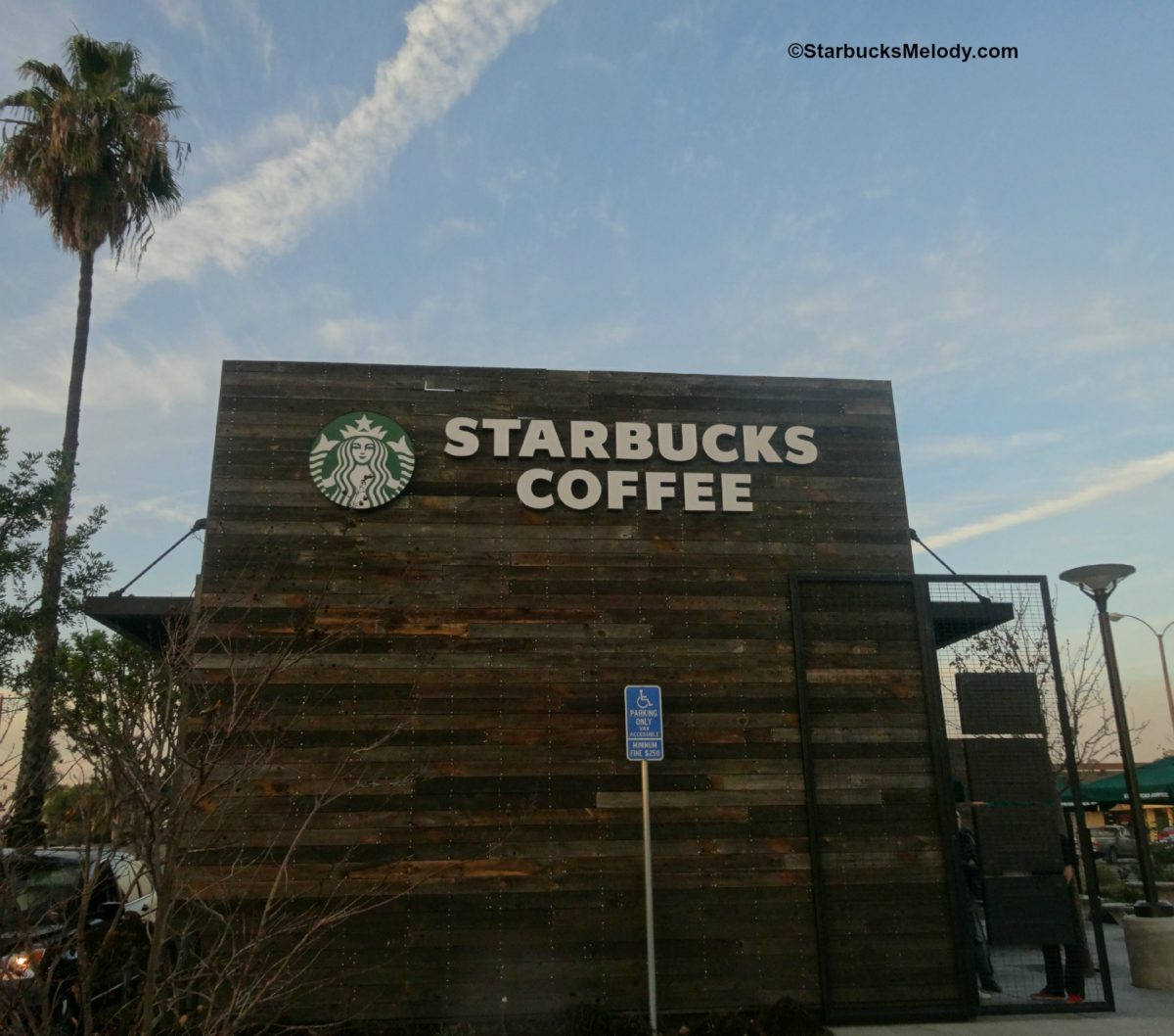 Cute Concept Starbucks Drive Thrus: Westminster, California