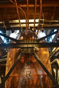 2 - 1 - DSC_0023 the roastery - coffee storage silo area