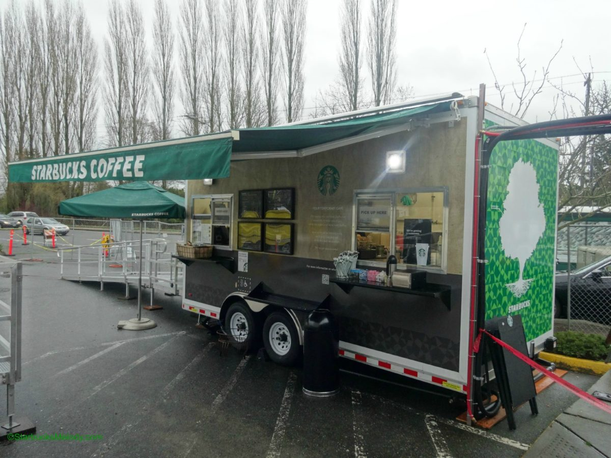 Starbucks on Wheels!