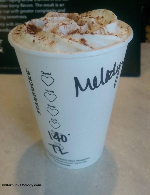 Have You Tried the New Tiramisu Latte at Starbucks?