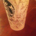 2 - 1 - Jennifer Lewis - Starbucks cup_8801453771312065835_n