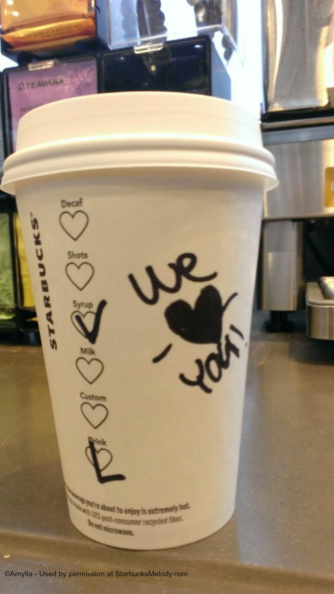 """starbucks notes While there might be many implementation details, churches notes that """"it's immensely key takeaways of creating equal pay culture at starbucks."""