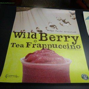 2 - 1 - DSC00011 wild berry tea Frappuccino