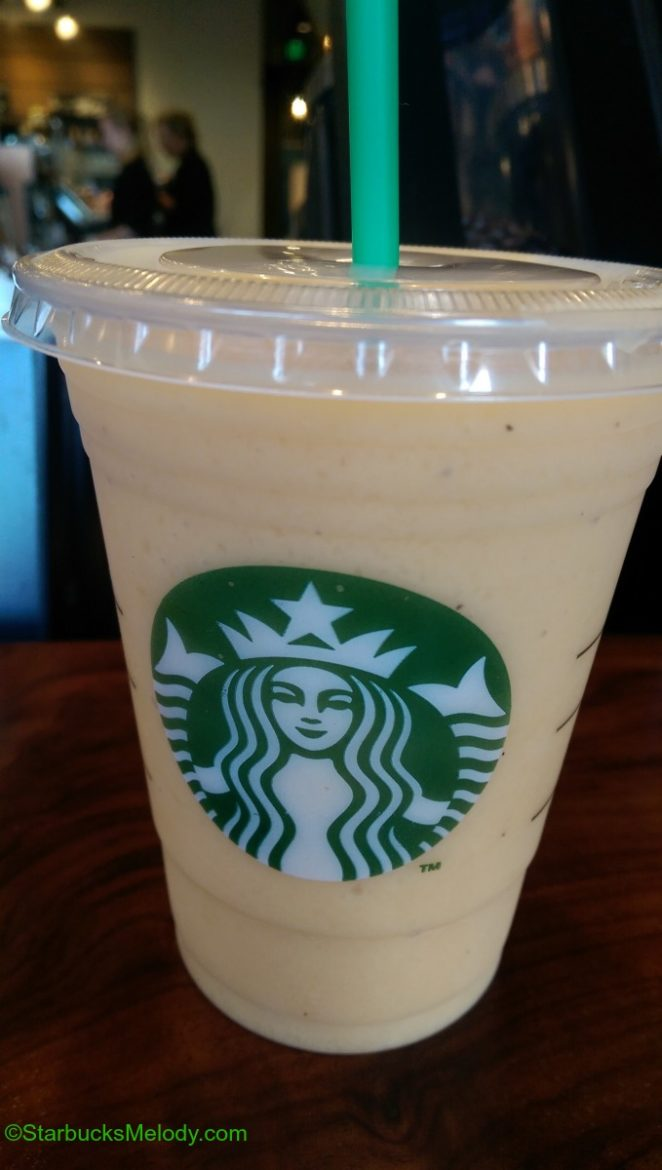 New Smoothies At Starbucks Mango Carrot Strawberry And