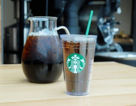 Starbucks Elevates the Iced Coffee Experience: Cold Brew Begins 3-31-2015!