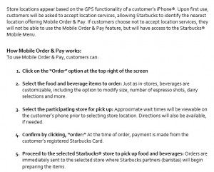 How Mobile Order And Pay Works