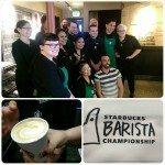 Starbucks Barista Championship Grid