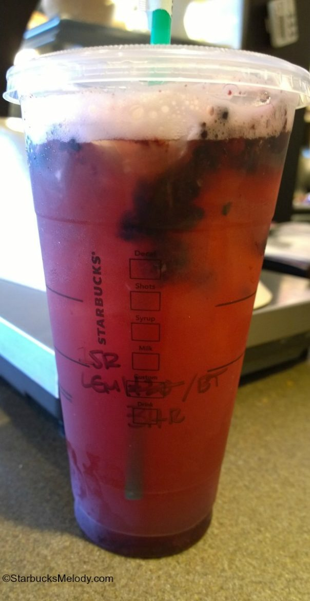 Drinkoftheweek Modified Very Berry Refresher From Huntington Beach
