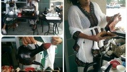2 - 1 - PhotoGrid_1430091682233 Ethiopa coffee tasting 26 Apr 15