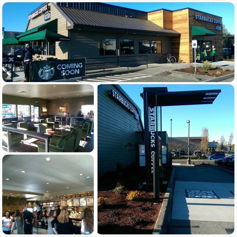 You're Invited to the Brand New Burien Starbucks (148th & Ambaum Blvd.)