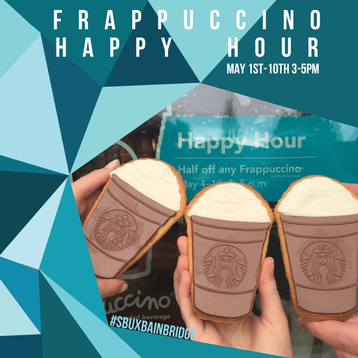 Frappuccino Happy Hour: An Extra Hour of Happy – Lite and Yummy!