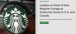 Untitled 1 - 1 - Registers Down at Starbucks 24 April 2015