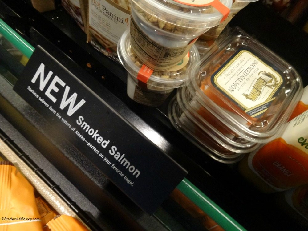 Smoked Salmon at Starbucks?