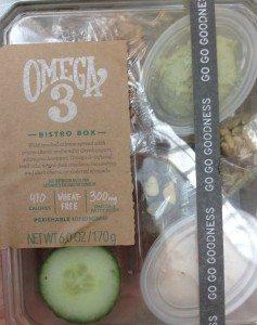 1 - 1 - Omega 3 Bistro Box - San Diego - Unopened