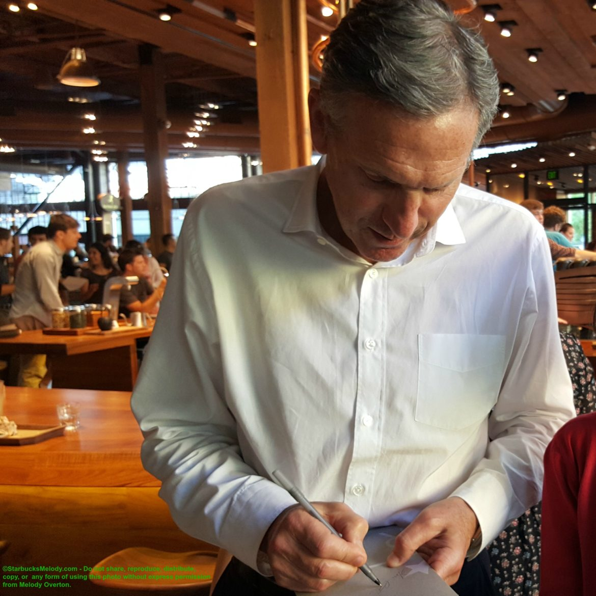5 Great Quotes From Starbucks CEO Howard Schultz.