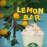 Lemon Bar Frappuccino image from Starbucks