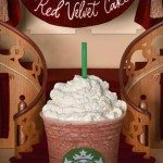 Red Velvet Cake Frappuccino image from Starbucks
