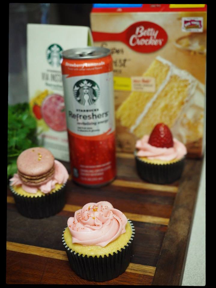 Starbucks Refreshers: Try this quick and easy baking trick!