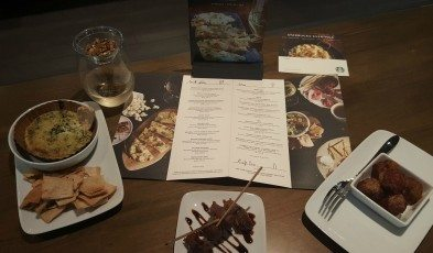 2 - 1 - 20150714_182743 a variety of Evenings food