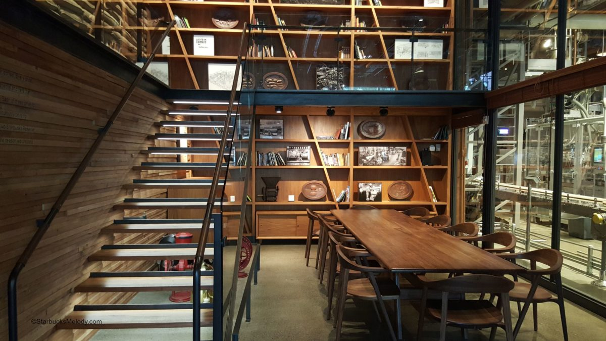 The Starbucks Reserve Roastery and Tasting Room: What\'s on the ...