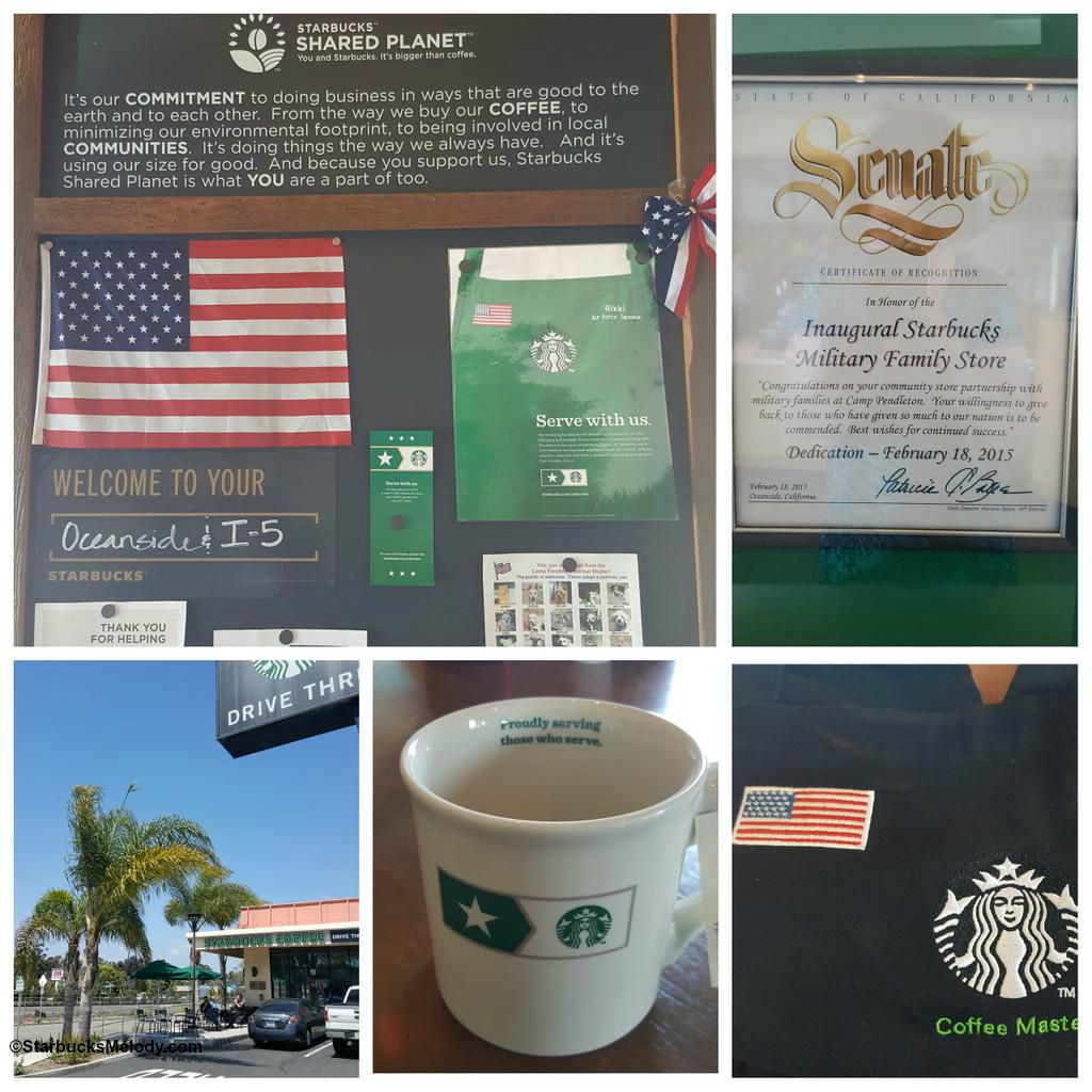 The Story of the 'Proudly Serving Those Who Serve' Starbucks Mug.