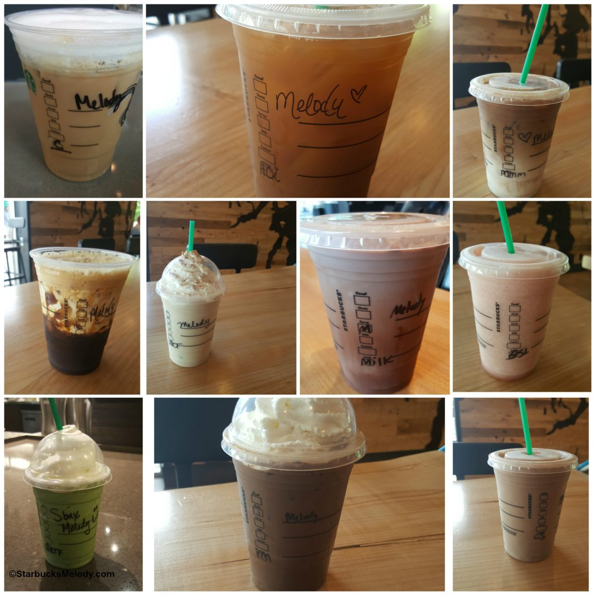 10 Long Lost Starbucks Drinks (that you can still order!)