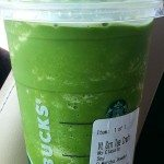 1 - 1 - 20150729_112221 Venti Soy GT Frappuccinos with 9 Matcha no classic