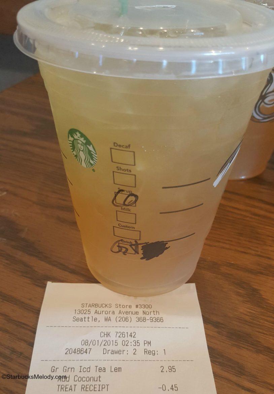 Cool Down 10 Unique Shaken Summer Drinks Starbucksmelodycom