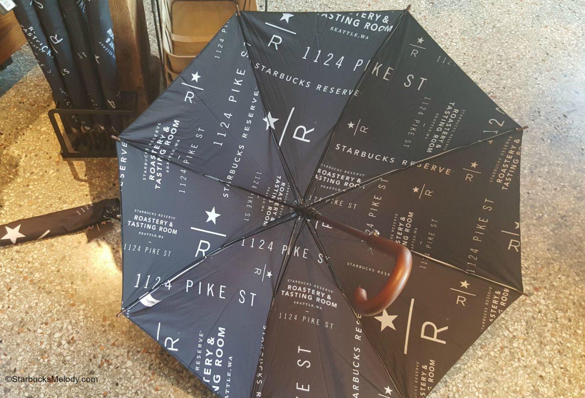 The Starbucks Umbrella!