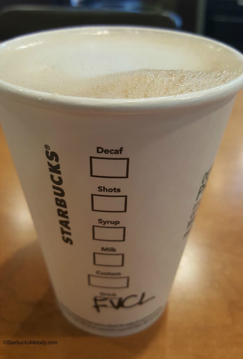 My Starbucks drink of choice is a Mocha with Soy Milk. I'm lactose intolerant, so that last part is important. But I can't always make it to the nearest Starbucks.