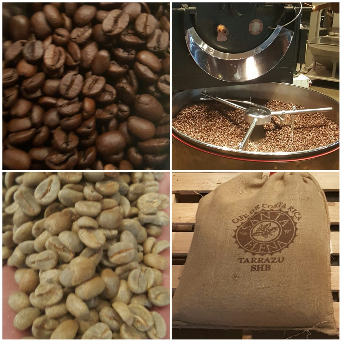 Roasting Coffee At Starbucks: A Quick Overview