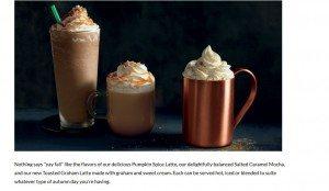 Untitled toasted graham latte