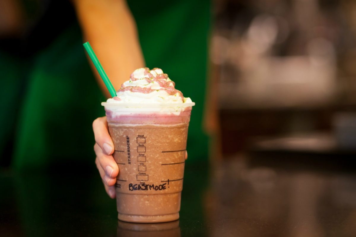 The Beast Mode Frappuccino: How You Can Order this Marshawn Lynch Frappuccino!