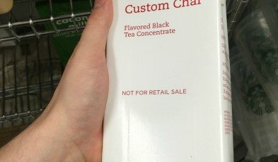 1 - 1 - image60 front of teavana custom chai box