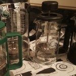 2 - 1 - 20151011_200155 various sizes of french presses