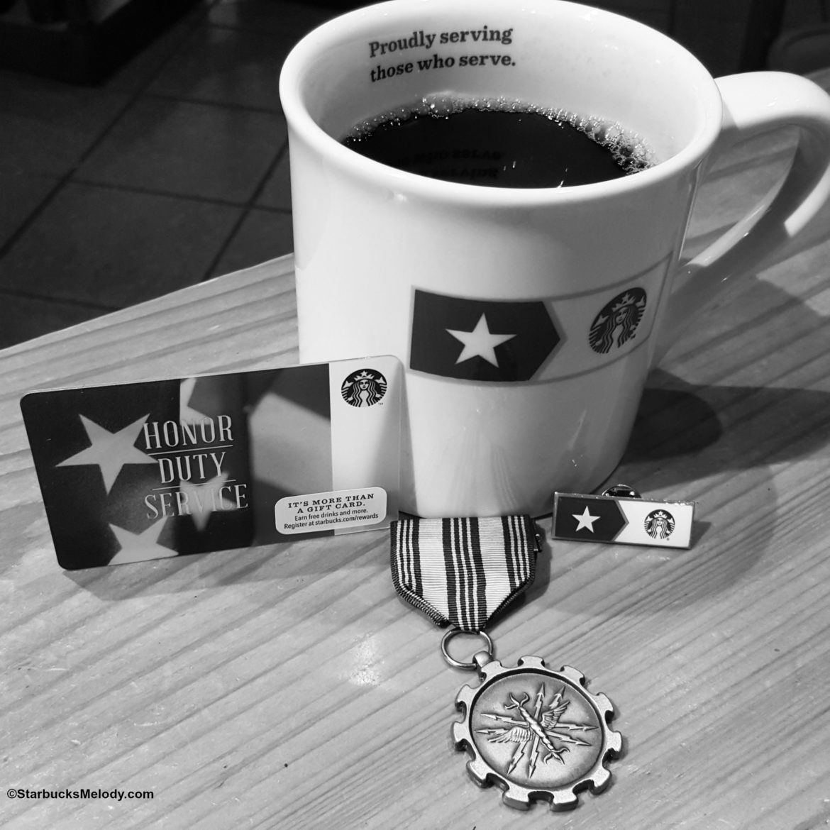Veteran's Day 2015: Free tall coffee for veterans (and military spouses) at Starbucks