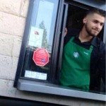 Hot Barista Starbucks
