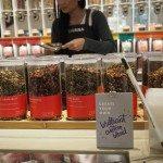 Center of Store - Tea Blending