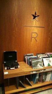 2 - 1 - 20151113_191219 Turntable and albums Handpicked at the Roastery
