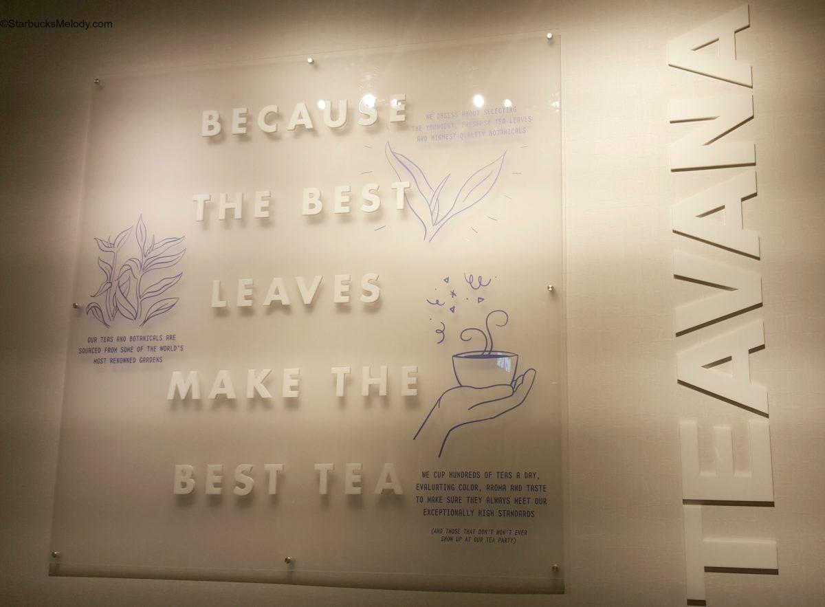 The Bellevue Teavana Tea Store Gets a Fresh New Look!