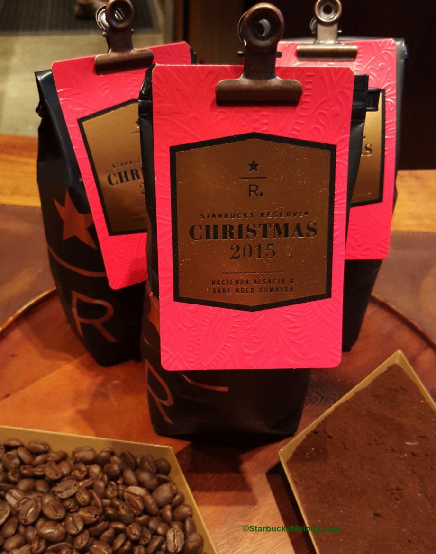 Starbucks Reserve Christmas Blend: Mark Your Calendars ...