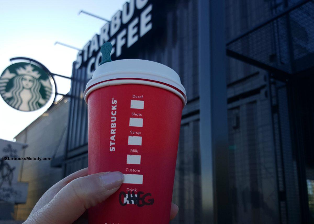 Spotlight on CHEG: An Essential Holiday Starbucks Drink.