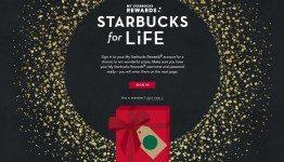 1 - 1 - Starbucks For Life