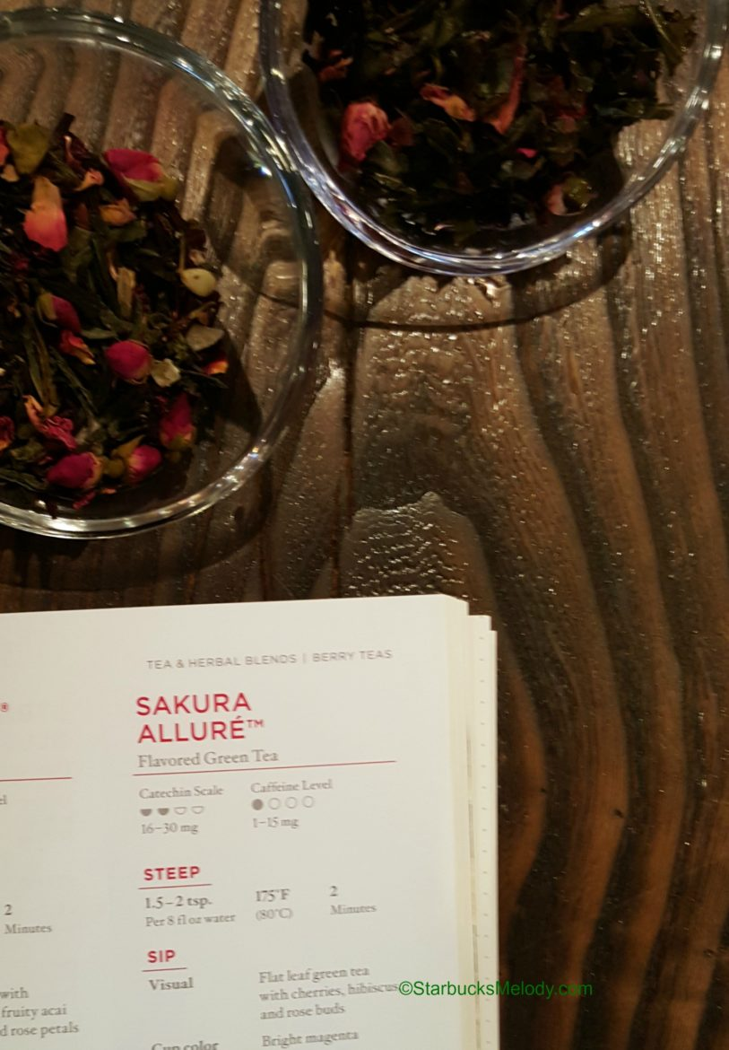 Floral Teas Tea Tasting At University Village Teavana Tea