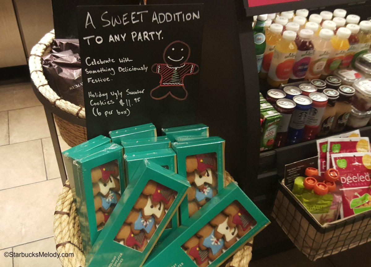 Starbucks Getting into the Spirit of National Ugly Christmas ...